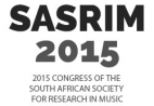 SASRIM Congress 2015
